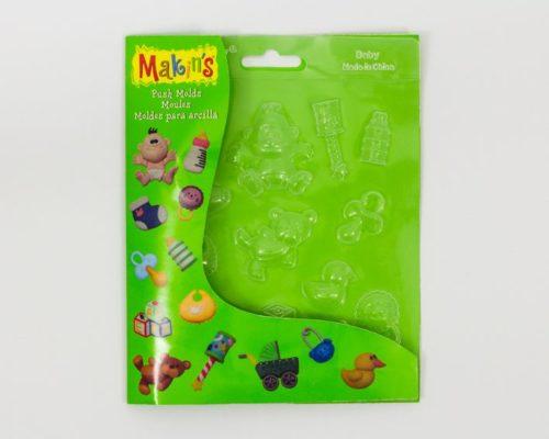 Askaretta Askartelu Makins Muotti Vauva 808