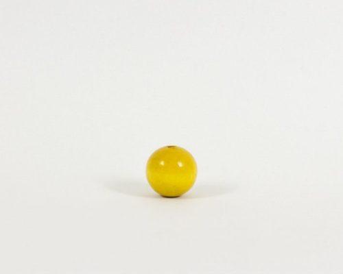 Askaretta Helmi Puu 30mm Keltainen 2229
