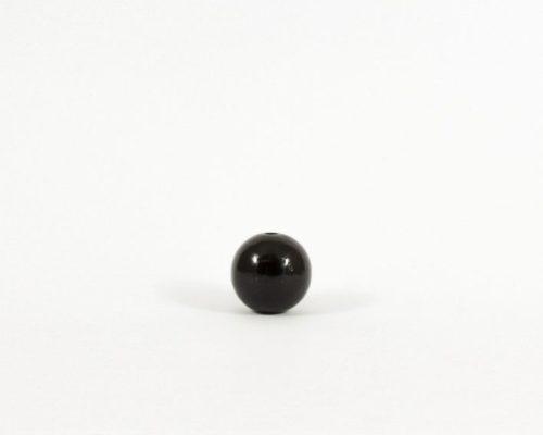 Askaretta Helmi Puu 30mm Musta 2234