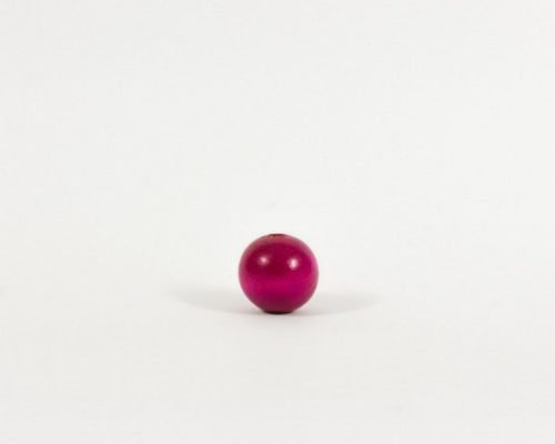 Askaretta Helmi Puu 30mm Pinkki 2227