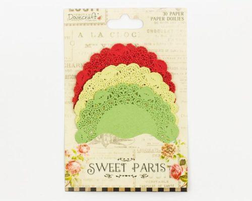 Askaretta Kakkupaperi Lajitelma Paris 846