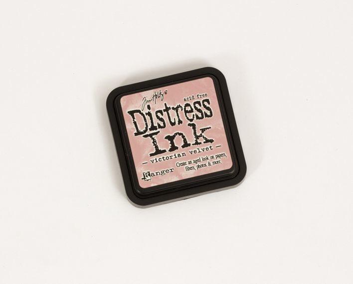 Askaretta Leimailu Distress Victorian Velvet 3245