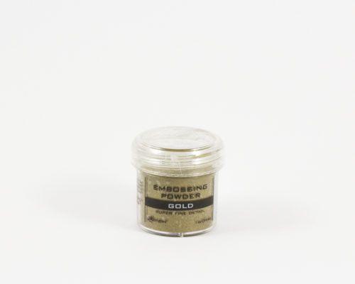 Askaretta Leimailu Embossaus Gold 2039