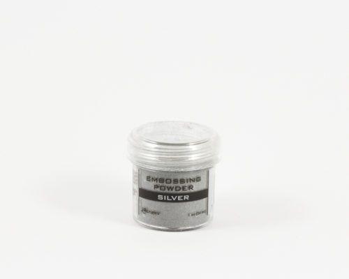 Askaretta Leimailu Embossaus Silver 2035