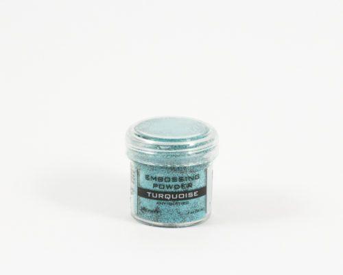 Askaretta Leimailu Embossaus Turquoise 2036