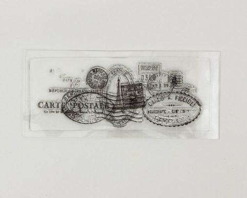Askaretta Leimasin Postmarks 893