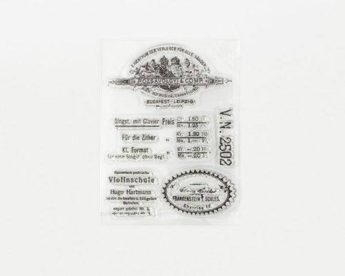 Askaretta Leimasin Prima Etiketit 827