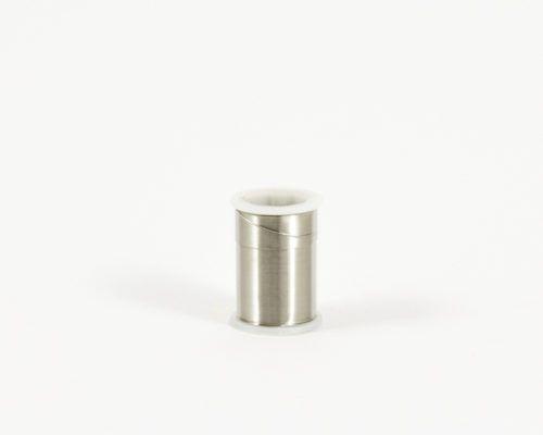 Askaretta Metallilanka Hopea Ohuin 2091