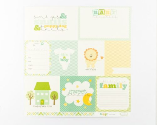 Askaretta Paperit Its A Boy 680