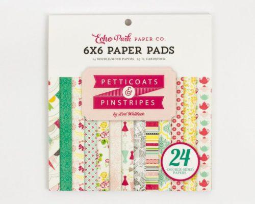 Askaretta Paperit Petticoats Lajitelma 857