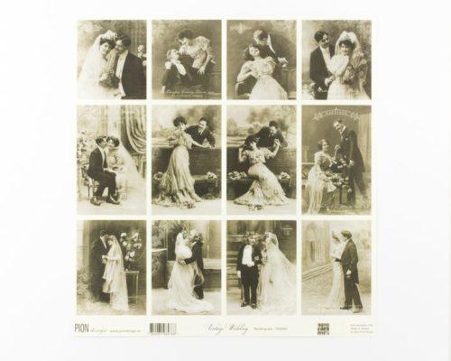 Askaretta Paperit Pion Kuva Wedding Day 689