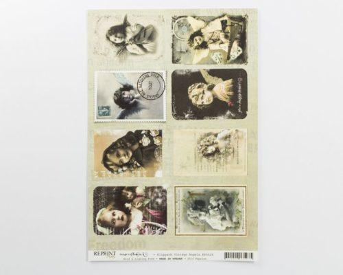 Askaretta Paperit Reprint Kuva Kp0029 525