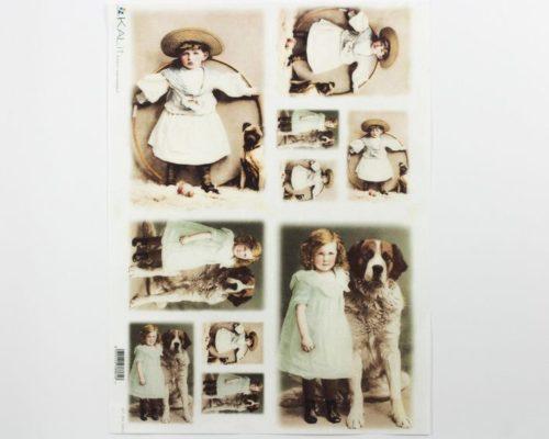 Askaretta Paperit Riisipaperi Kuva 0012 740
