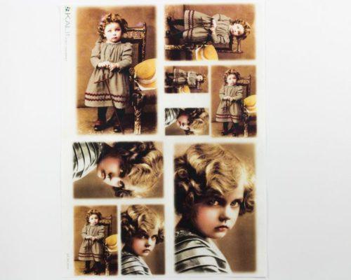 Askaretta Paperit Riisipaperi Kuva 0036 735