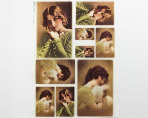Askaretta Paperit Riisipaperi Kuva 0044 747