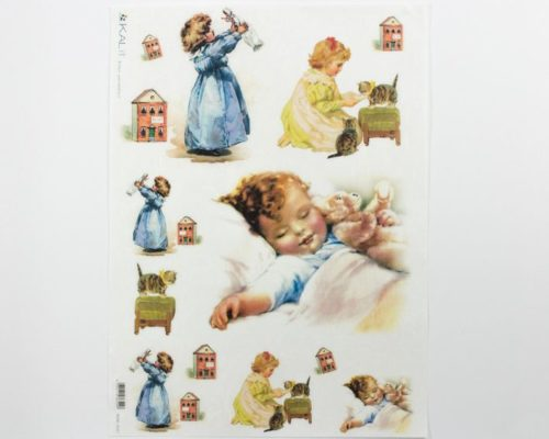 Askaretta Paperit Riisipaperi Vauva 0031 728