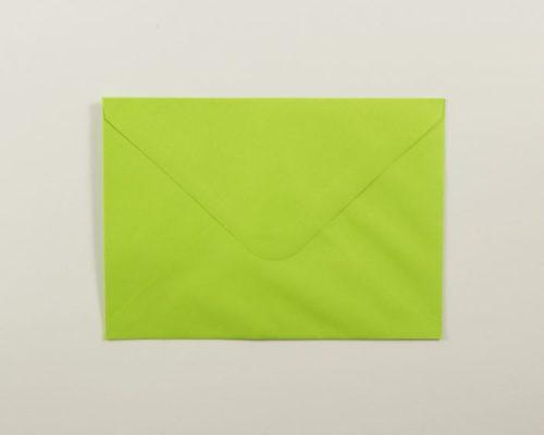 Askaretta Paperitkartongit Kirjekuoret C6 Kirkaslime 4315