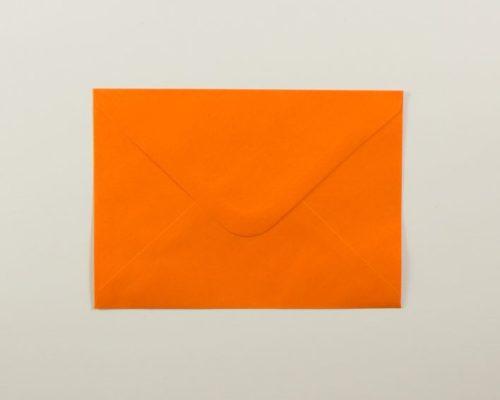 Askaretta Paperitkartongit Kirjekuoret C6 Oranssi 4316
