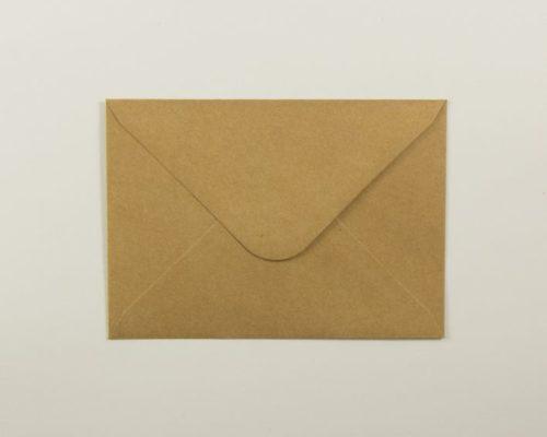Askaretta Paperitkartongit Kirjekuoret C6 Uusio 4310