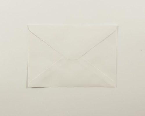 Askaretta Paperitkartongit Kirjekuoret C6 Valkoinen 4306