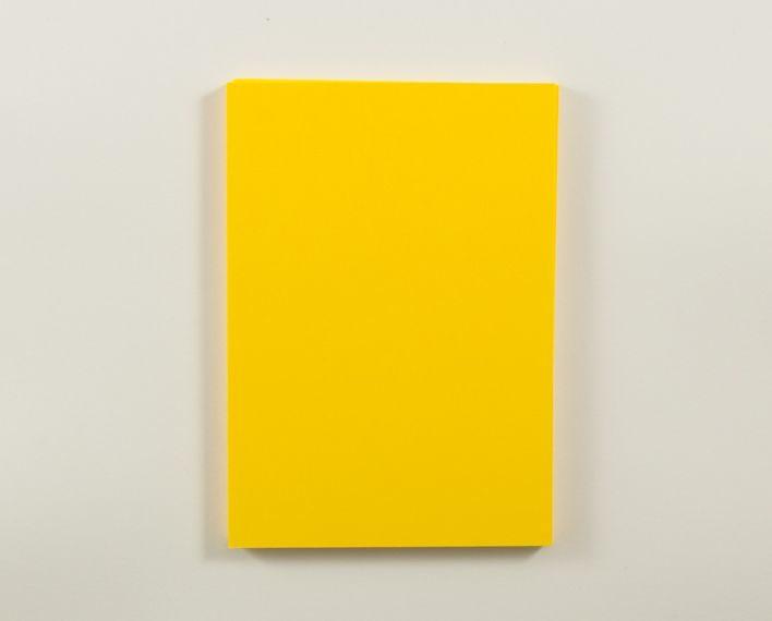 Askaretta Paperitkartongit Korttipohja A6 Auringonkeltainen 4255