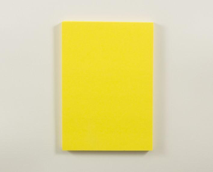 Askaretta Paperitkartongit Korttipohja A6 Keltainen 4253