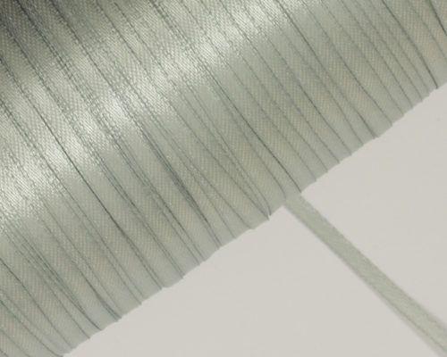 Askaretta Pitsitjanauhat Satiini 3mm Hopea 3711