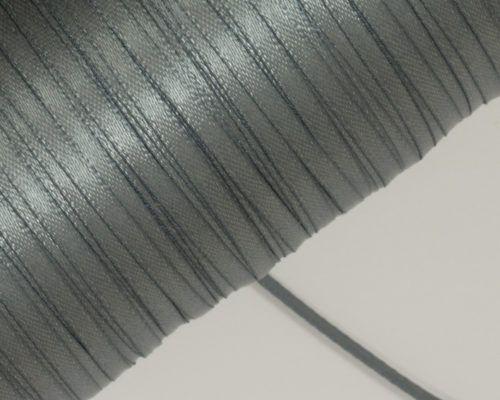 Askaretta Pitsitjanauhat Satiini 3mm Tummaharmaa 3710