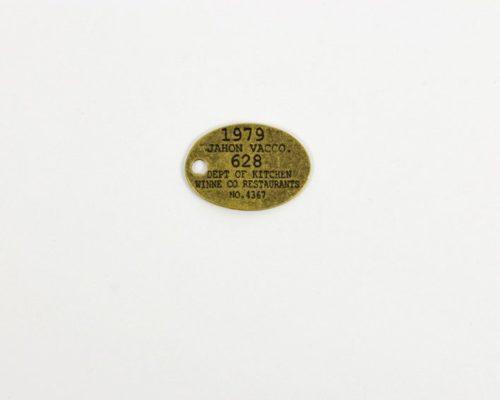 Askaretta Riipus Vacco Pronssi 1315