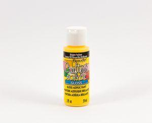 Askaretta Varit Crafters Kiiltava Yellow 1750
