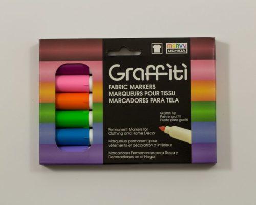 Askaretta Varit Tekstiilitussi Set Pastels 3665