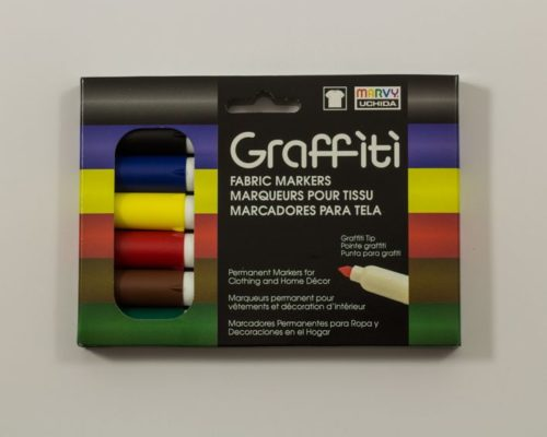 Askaretta Varit Tekstiilitussi Set Perus 3663
