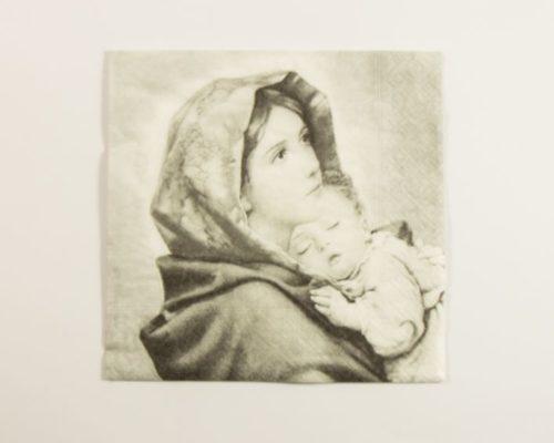 Askaretta Teemat Joulu Sv Servetti Madonna 4908