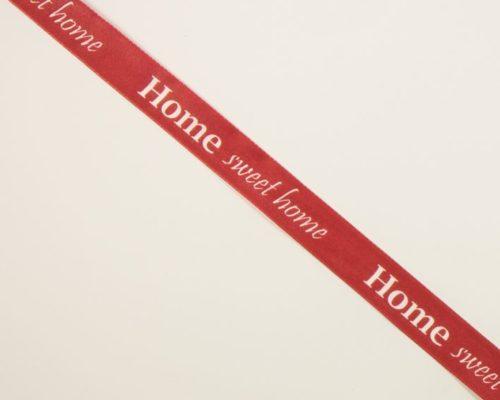 Askaretta Nauha Joulu Home Sweet Home Puna 4788