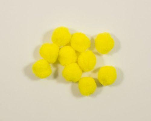 Askaretta Teemat Paasiainen Pompom Keltainen 5172