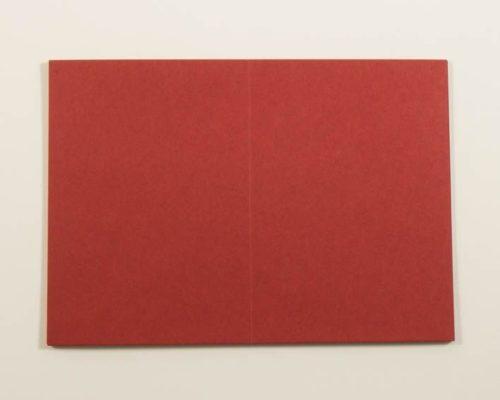 Askaretta Kartongit Korttipohja Os Punainen 5431