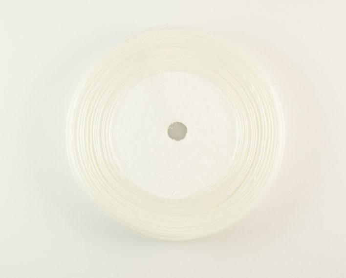 Askaretta Nauhat Organza 10mm Valkoinen 45m 5778