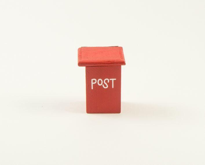 Askaretta Teemat Joulu Postilaatikko 5992