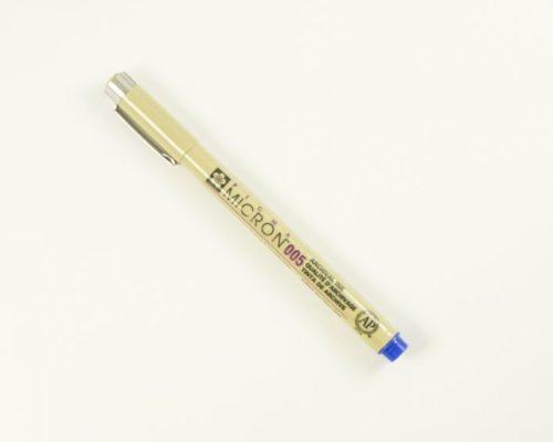 Askaretta Kynät Micron Sininen 005 6264