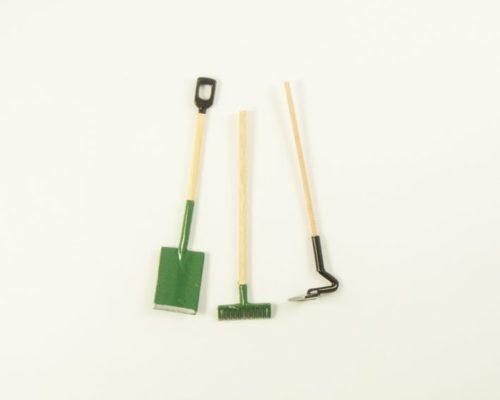 Askaretta Teemat Miniatyyri Gardentools Vihreä 6300