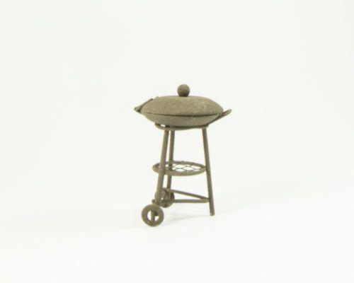 Askaretta Teemat Miniatyyri Rustiikkigrilli 6328