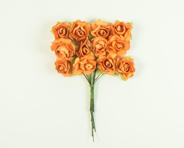 Askaretta Koristelu Kukka Oranssi 6420