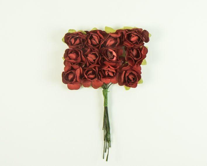 Askaretta Koristelu Kukka Punainen 6424