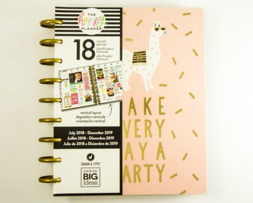 Askaretta Planner Lama Pink 6518