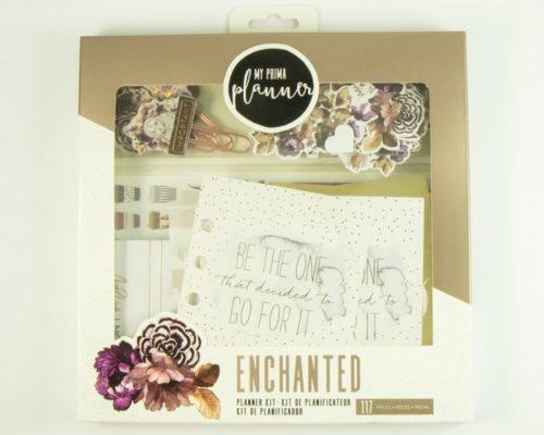 Askaretta Teemat Planner Kuviot Prima Enchanted 6373