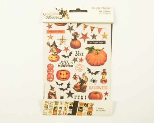 Askaretta Teemat Hw Ss Stickers247pc 6683