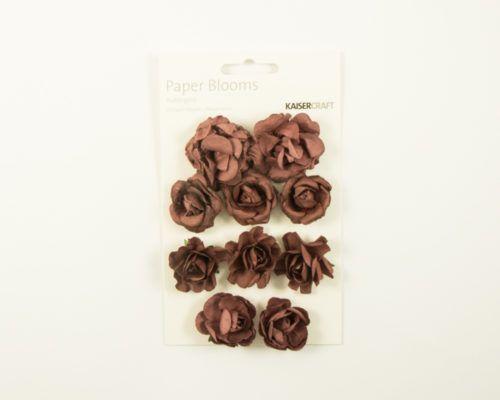 Askaretta Teemat Joulu Paperblooms Aubergine 6591