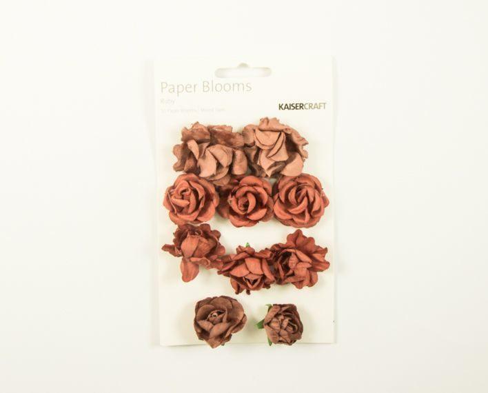 Askaretta Teemat Joulu Paperblooms Ruby 6592