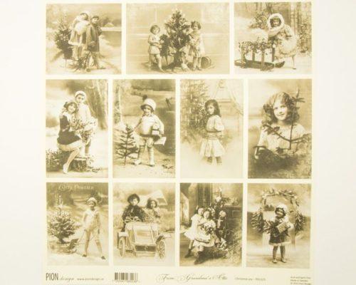 Askaretta Teemat Joulu Pion Christmasjoy 6615