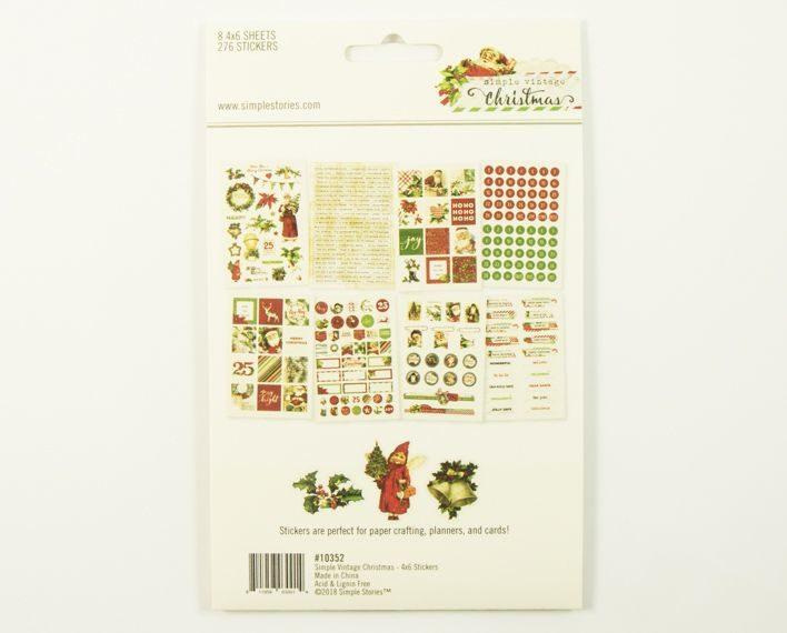 Askaretta Teemat Joulu Ss Stickers 276pc2 6583